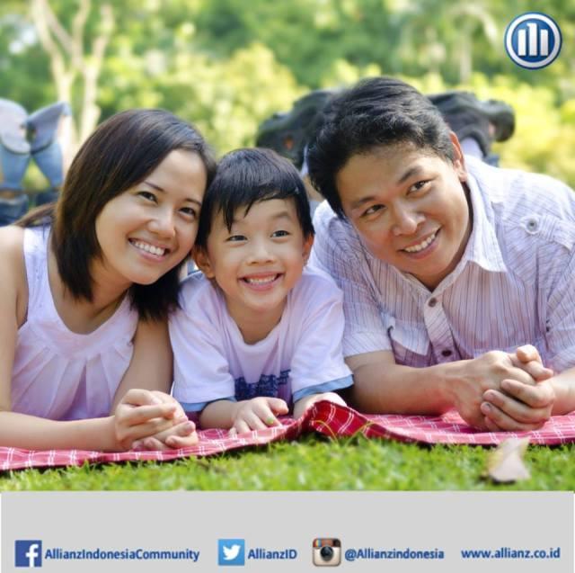 Keluarga dengan ASKES dan ASURANSI JIWA