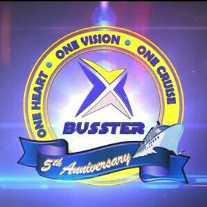 Logo Busster 5h Anniversary
