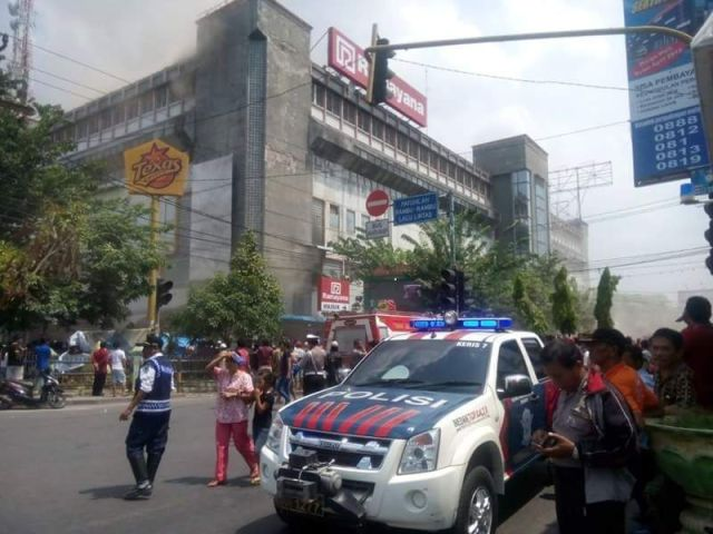 Pasar Aksara Medan